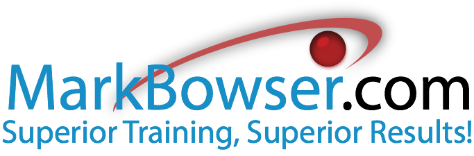 Mark Bowser | Superior Training, Superior Results!